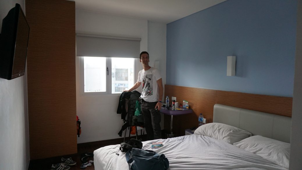 Zimmer im Amaris Hotel in Denpasar
