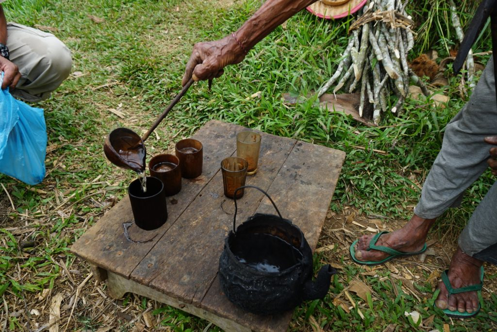 Bali - zum Kaffee eingeladen2717