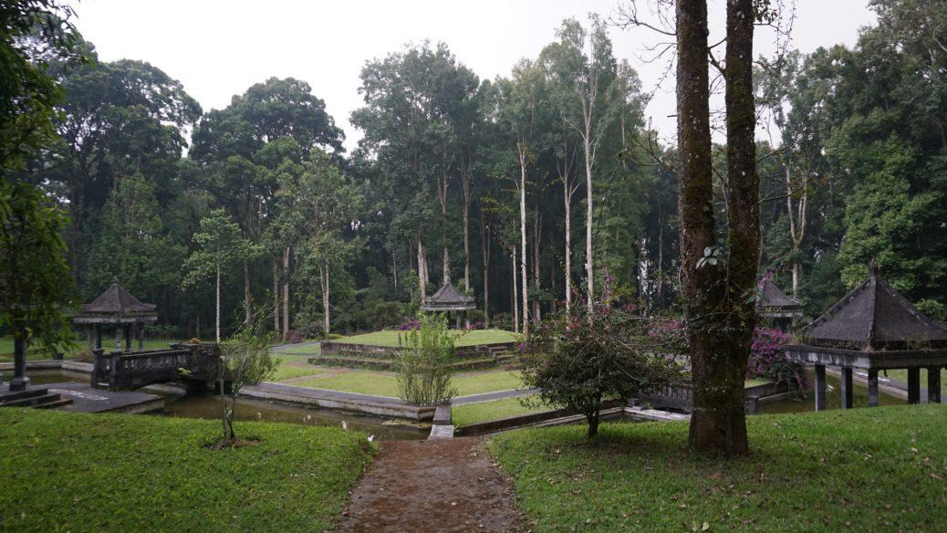 Candikunings botanischer Garten