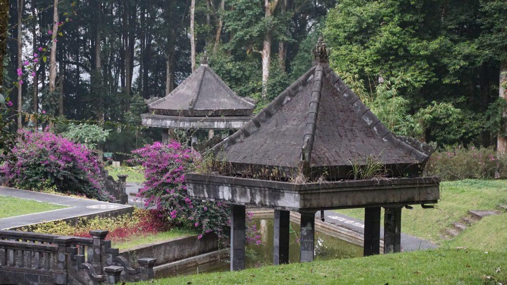 botanischer Garten Candikuning