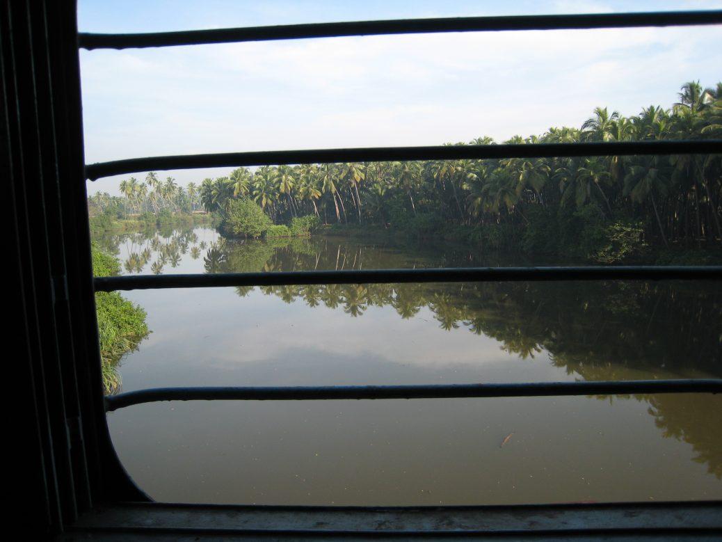 Spiegelungsfreier Fensterblick I
