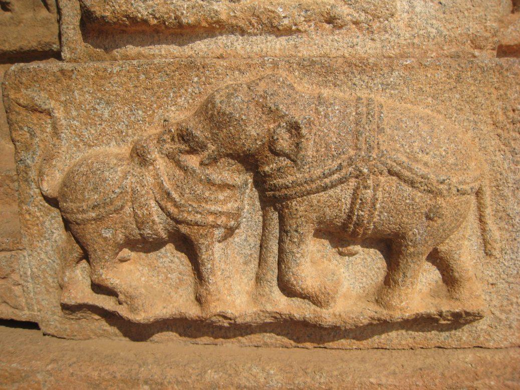 Elefant oder Kalb?