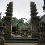 Pura Luhur Batukau in Jatiluwih