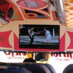 Fernbus nach Krabi von innen