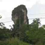 Weg nach Krabi