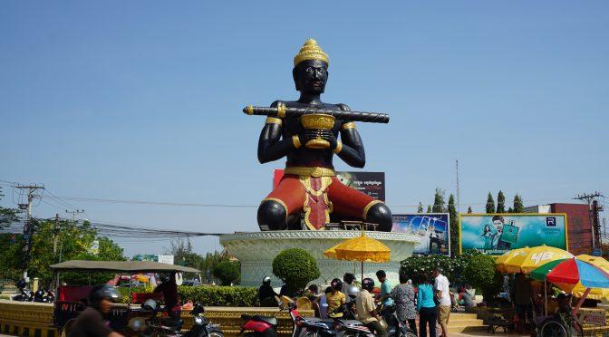 Battambang – Alles läuft