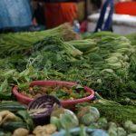 Gemüse auf dem Markt in Siem Reap
