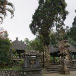 Pura Luhur Batukau in Jatiluwih - Gunung Batukaru